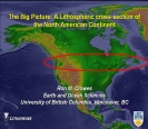 The Big Picture: A Lithospheric cross-section of the North American Continent